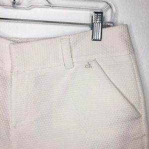 Calvin Klein South Beach Style Dressy Shorts 6